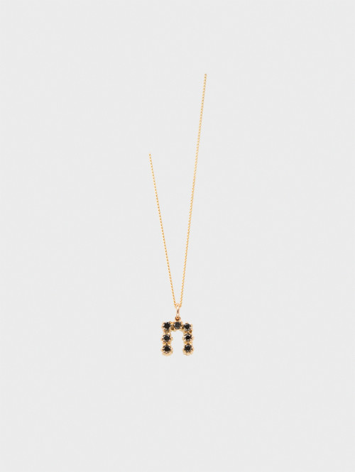 """""""Fifth letter"""" kabbalah necklace"""