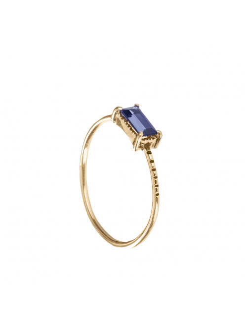 Iolite - the stone of the Muses