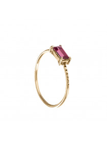 "Ring ""Gentle Rose"""